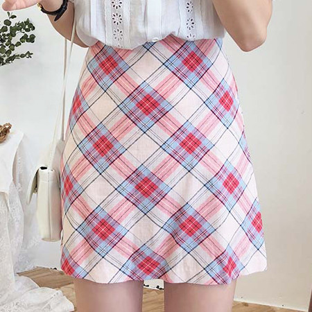 Fruits Cocktail Skirt (1 color) ♥